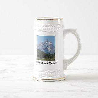 The Grand Teton Beer Steins