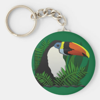 The Grand Tucan Key Ring