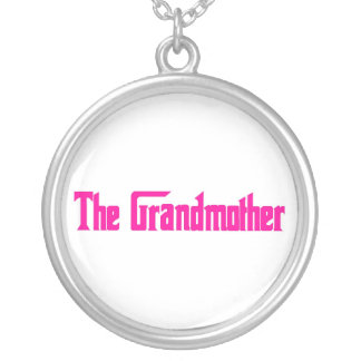 The Grandmother Personalized Necklace