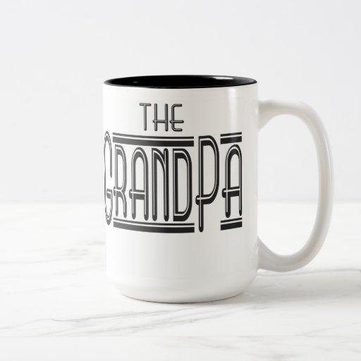 """""""THE"""" Grandpa Mug"""