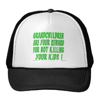 The Grandparent Reward Hat