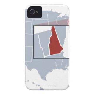 The Granite State Case-Mate iPhone 4 Cases