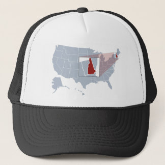 The Granite State Trucker Hat