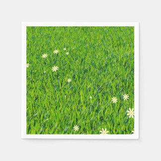 The Grass is Greener Disposable Serviette