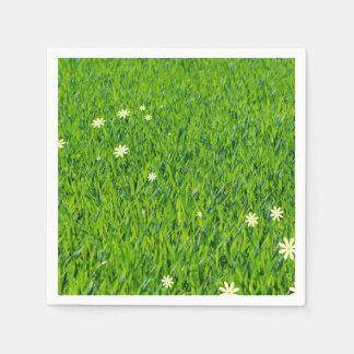 The Grass is Greener Paper Serviettes