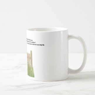 The grass mugs