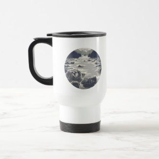 'The Gray Brook' Travel Mug