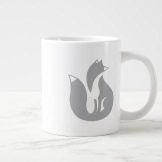 The Gray Fox Mug