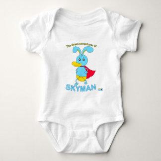 The Great Adventures of SKYMAN Bodysuite Baby Bodysuit