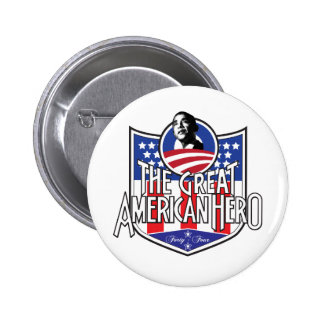 The Great American Hero Button