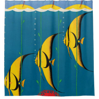 The Great Barrier Reef Australia Shower Curtain