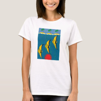 The Great Barrier Reef Australia T-Shirt