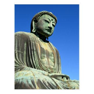 The Great Buddha: Kamakura, Japan Postcard