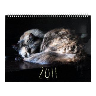 The Great Cat Menace Wall Calendar