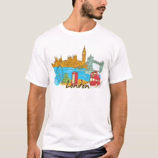 The Great City Of Lodon T-Shirt