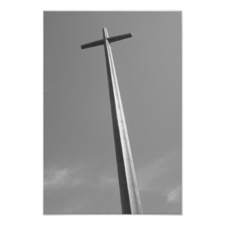 The Great Cross St. Augustine Florida Poster