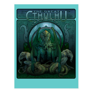 The Great Cthulhu Postcard