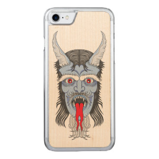 The Great Demon Carved iPhone 8/7 Case