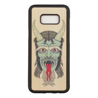 The Great Demon Carved Samsung Galaxy S8+ Case