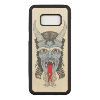 The Great Demon Carved Samsung Galaxy S8 Case