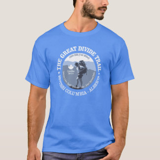 The Great Divide Trail T-Shirt