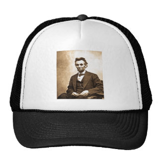 The Great Emancipator - Abe Lincoln (1865) Mesh Hats