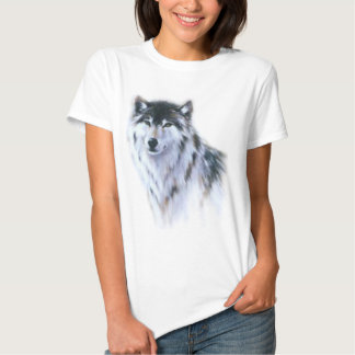 The great fierce wolf in all glory tees