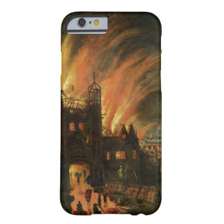 The Great Fire of London (September 1666) with Lud Barely There iPhone 6 Case