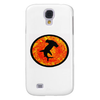 THE GREAT HAMMERHEAD GALAXY S4 CASES