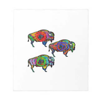 THE GREAT HERD NOTEPAD