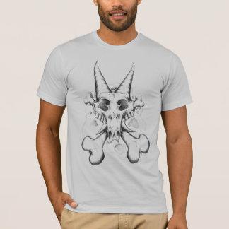 The Great Horned Skull T-Shirt