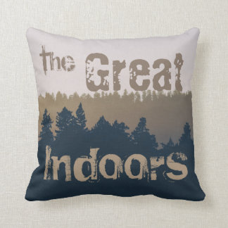 The Great Indoors Cushion