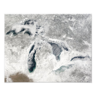 The Great Lakes 2 Photo Print