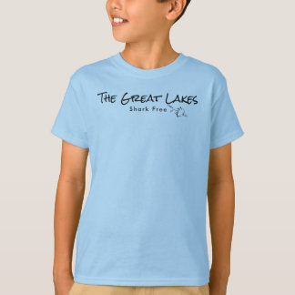 The Great Lakes - shark free T-Shirt