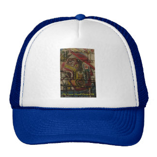the great mural project III Trucker Hat