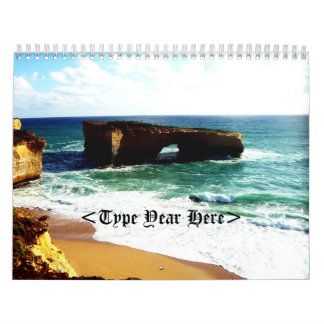 The Great Ocean Road 1 Wall Calendars