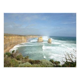 The Great Ocean Road, Victoria, Australia Photograph