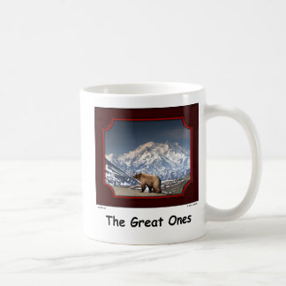 """The Great Ones"" Bear Mug"