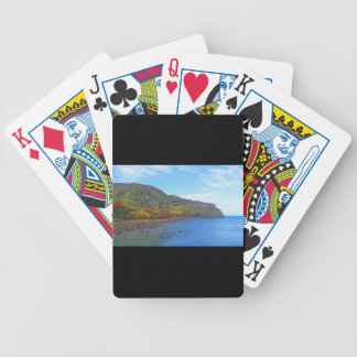 The Great Orme. Bicycle Playing Cards