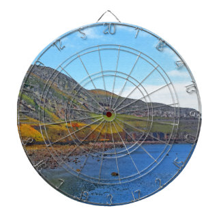 The Great Orme. Dartboard
