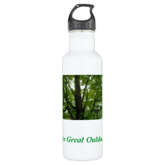 The great outdoors: Big tree 710 Ml Water Bottle