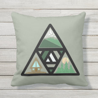 The Great Outdoors Pillow