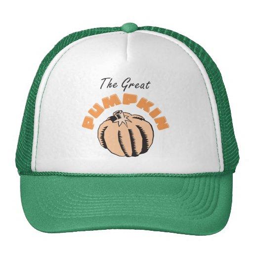 The Great Pumpkin Maternity Mesh Hat