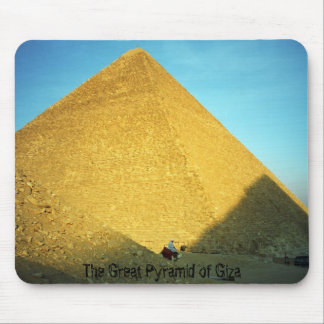 The Great Pyramid of Giza Mouse Pad
