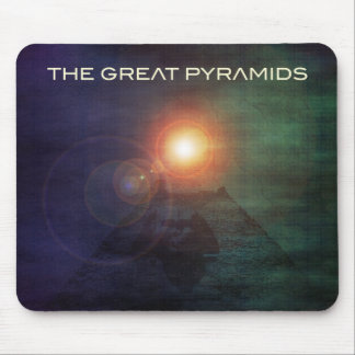 The Great Pyramids Mouse Pad