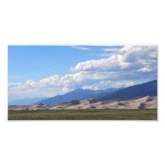 The Great Sand Dunes, Colorado Photograph