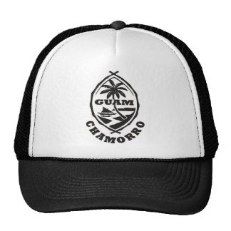 The great seal of Guam Trucker Hat