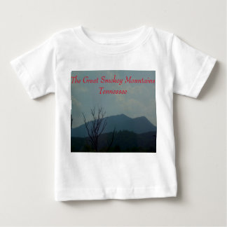 The Great Smokey Mountains Tennessee Baby T-Shirt