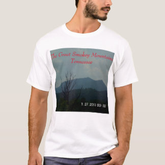 The Great Smokey Mountains Tennessee T-Shirt
