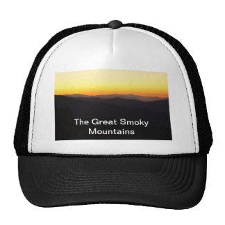 The Great Smoky Mountains Hat
